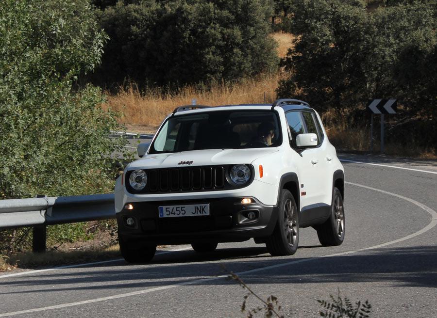 La tracción a las cuatro ruedas es un aliado, también, en carretera.