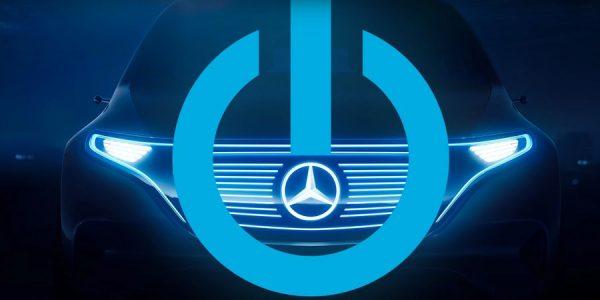 En 2025, una cuarta parte de las ventas de Mercedes serán coches eléctricos
