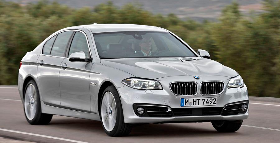 Llega el nuevo BMW Serie 5