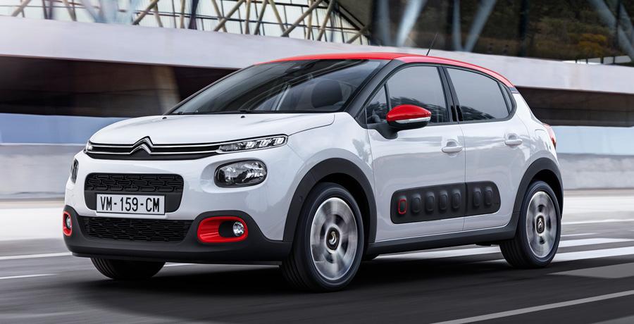 A la venta el nuevo Citroën C3