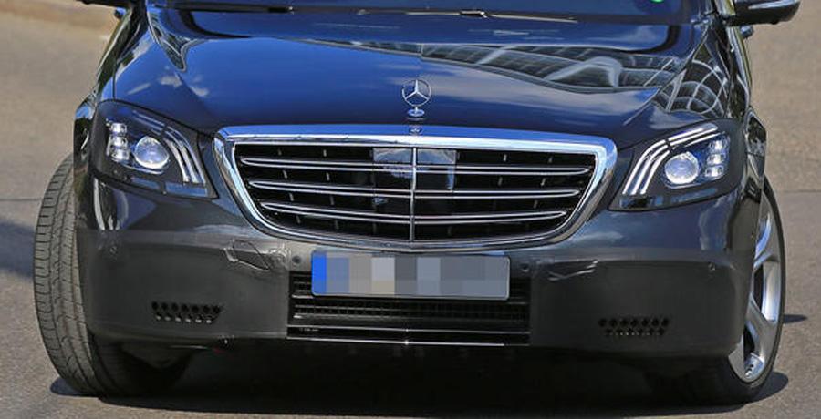 Novedades en el Mercedes Clase S