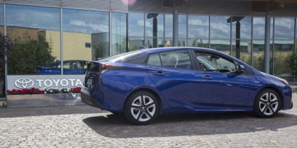 El Toyota Prius sobresale en un estudio de trayectos urbanos