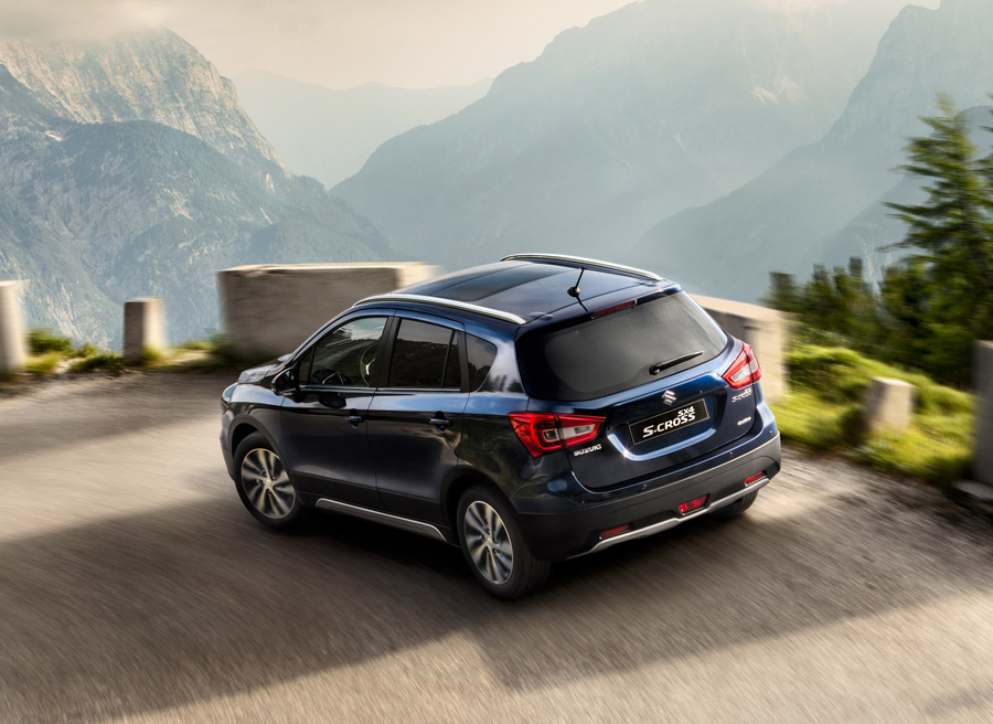 El nuevo Suzuki S-Cross ya está a la venta con dos opciones mecánicas de gasolina y una diésel, todas turbo.