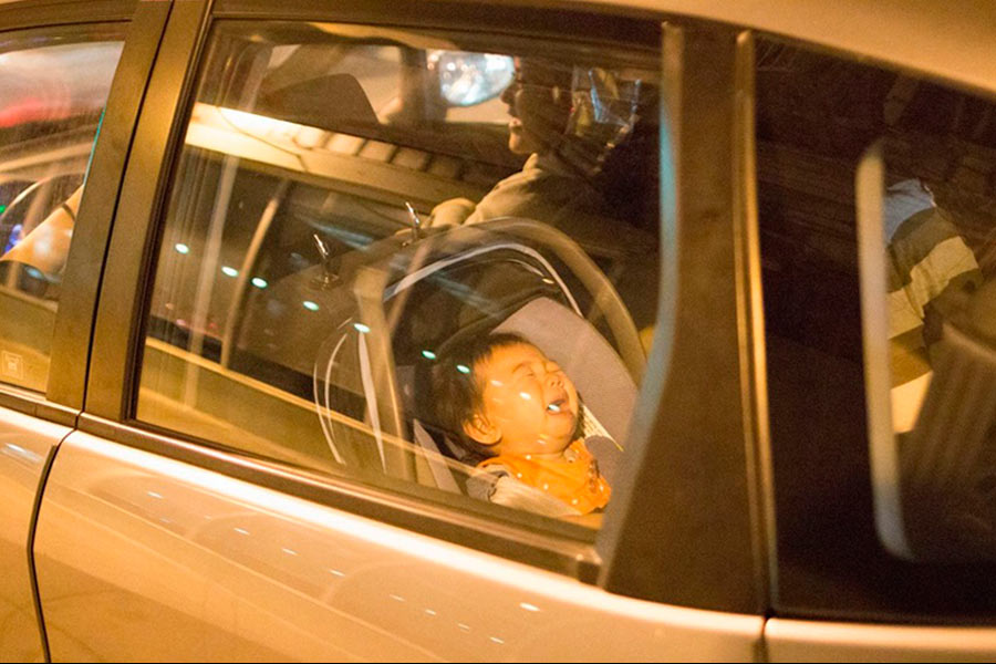 La seguridad es algo fundamental a la hora de realizar viajes con niños.