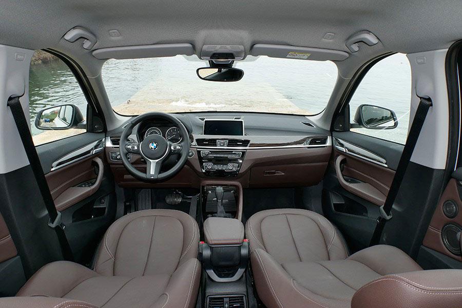 5 razones para comprarse un SUV: visibilidad.