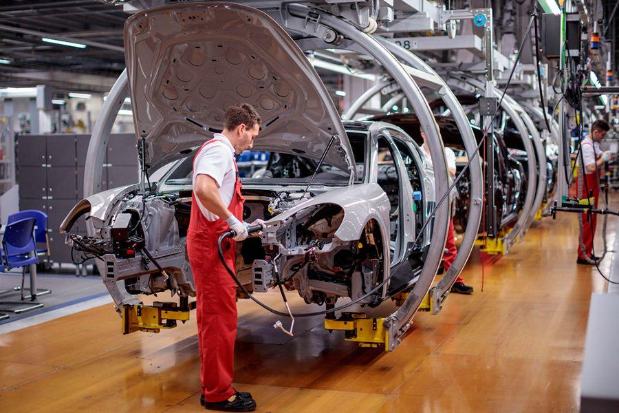 Cómo se fabrica el nuevo Porsche Panamera