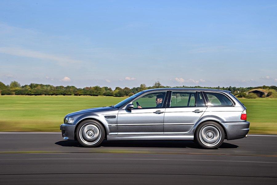 BMW M3 Touring.