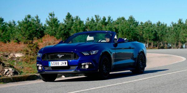 El Ford Mustang es el deportivo más vendido en España