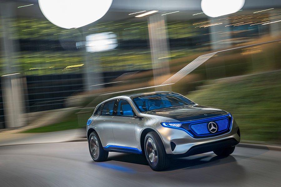 El futuro se llama Mercedes EQ 1