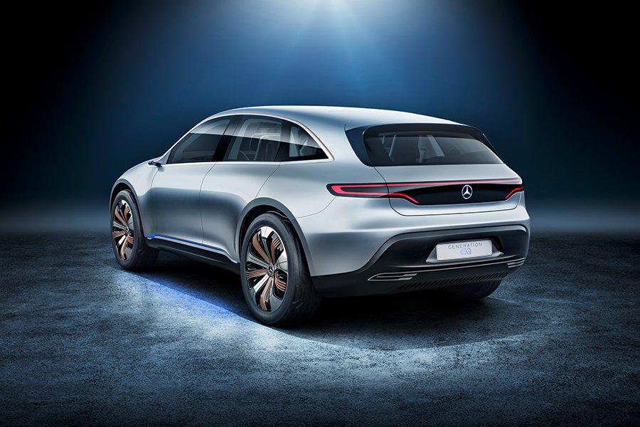 El futuro se llama Mercedes EQ 10