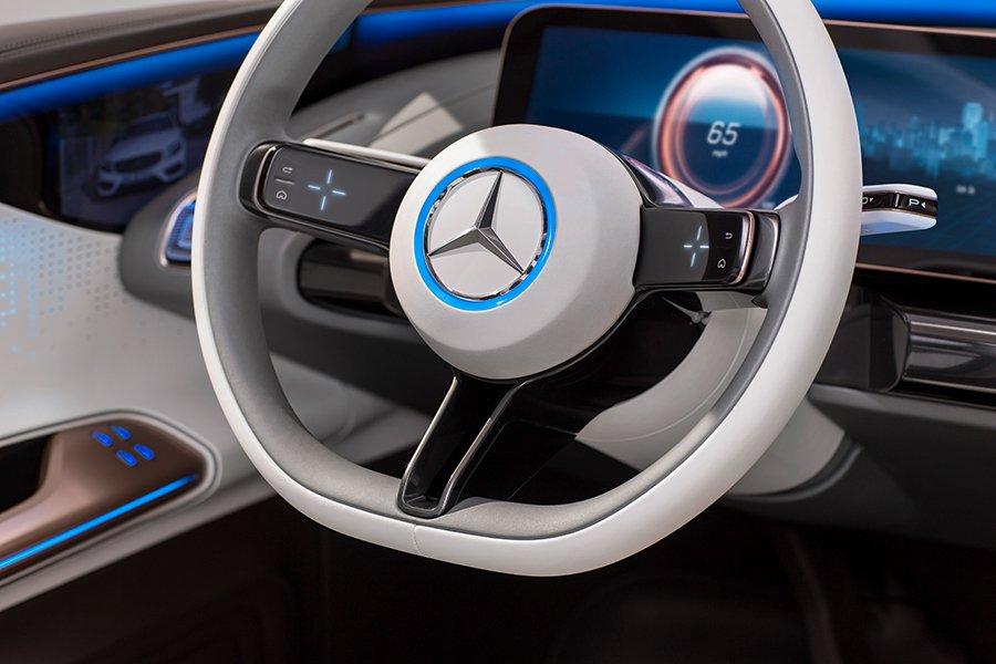 El futuro se llama Mercedes EQ 11