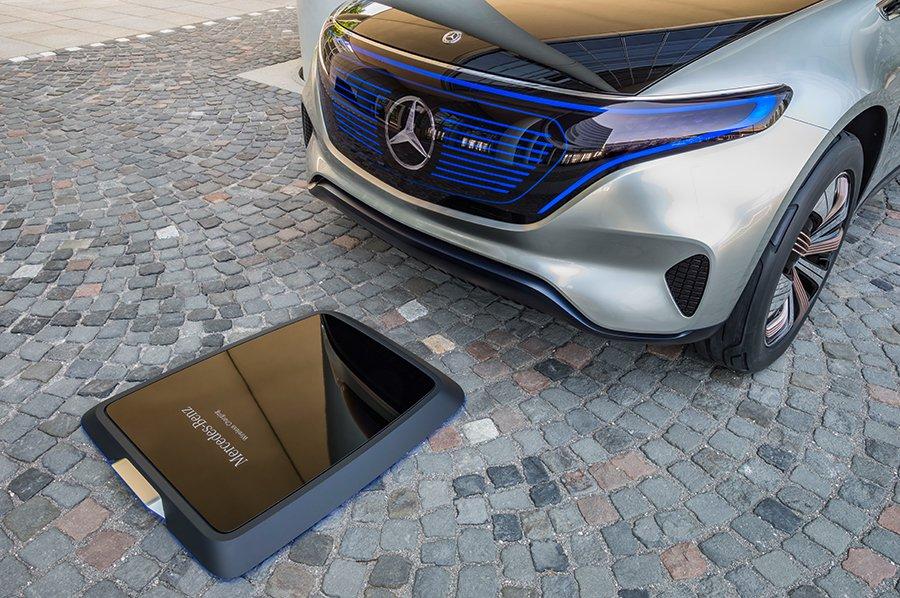 El futuro se llama Mercedes EQ 12
