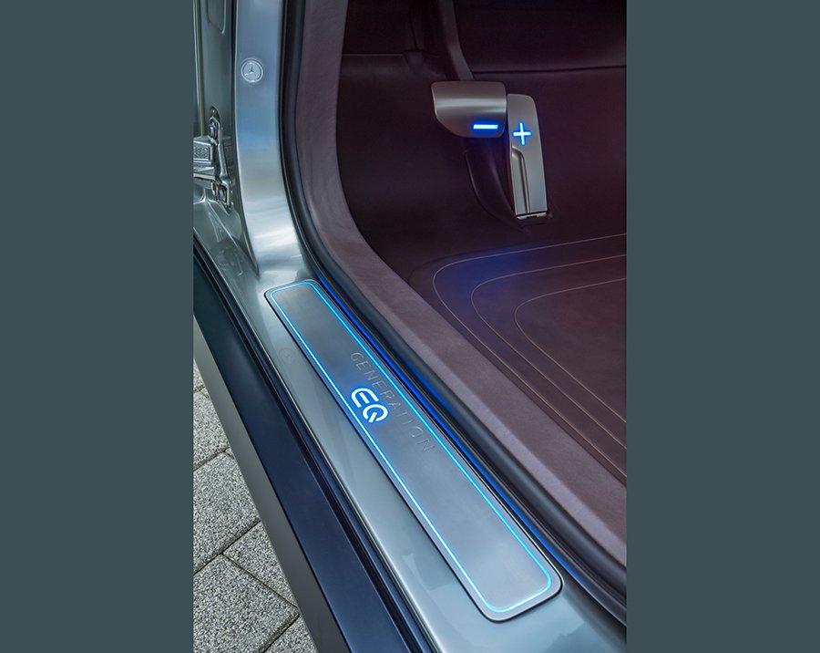 El futuro se llama Mercedes EQ 14