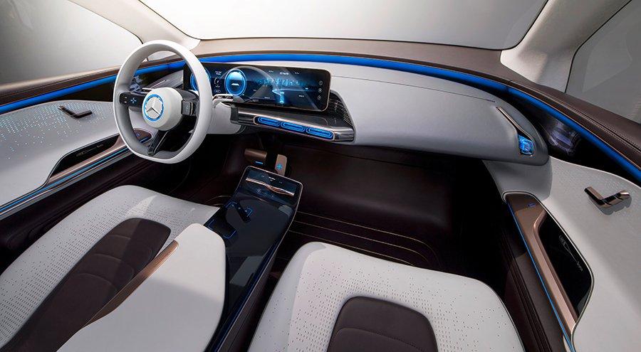 El futuro se llama Mercedes EQ 2