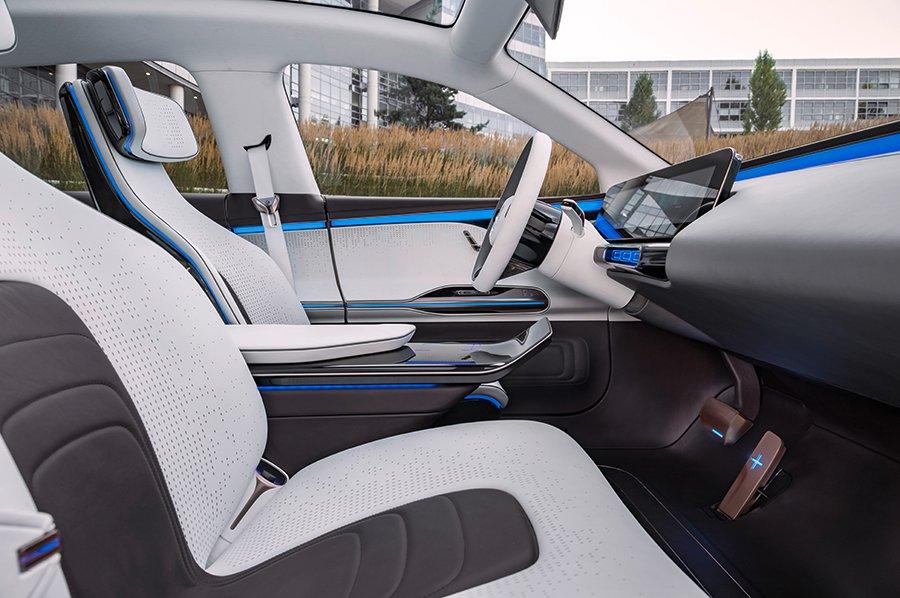El futuro se llama Mercedes EQ 3