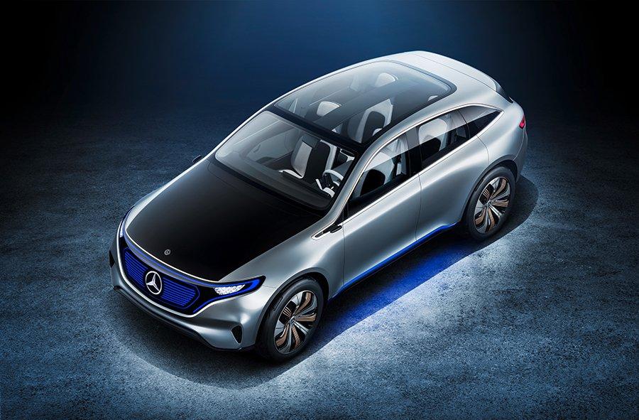 El futuro se llama Mercedes EQ 9