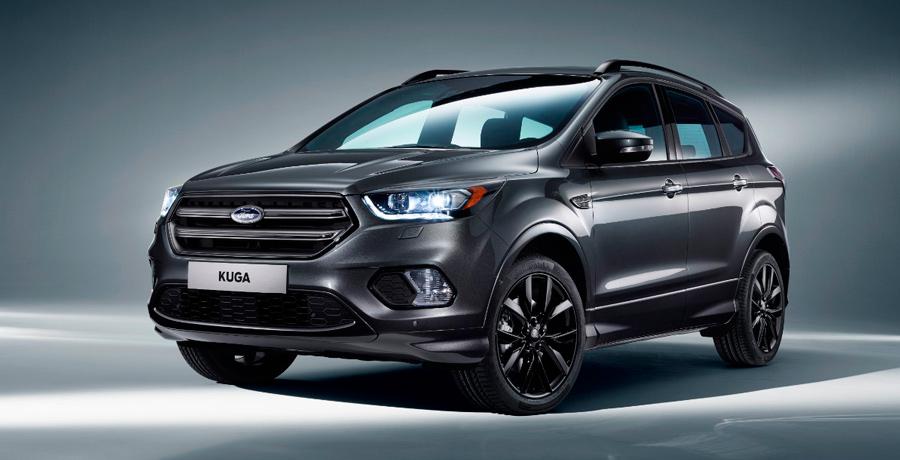 Ford Kuga y conductores conectados con tecnología Sync3