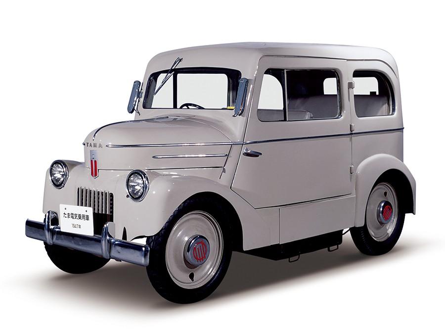 El Tama tenía una autonomía de casi 100 km en 1947.