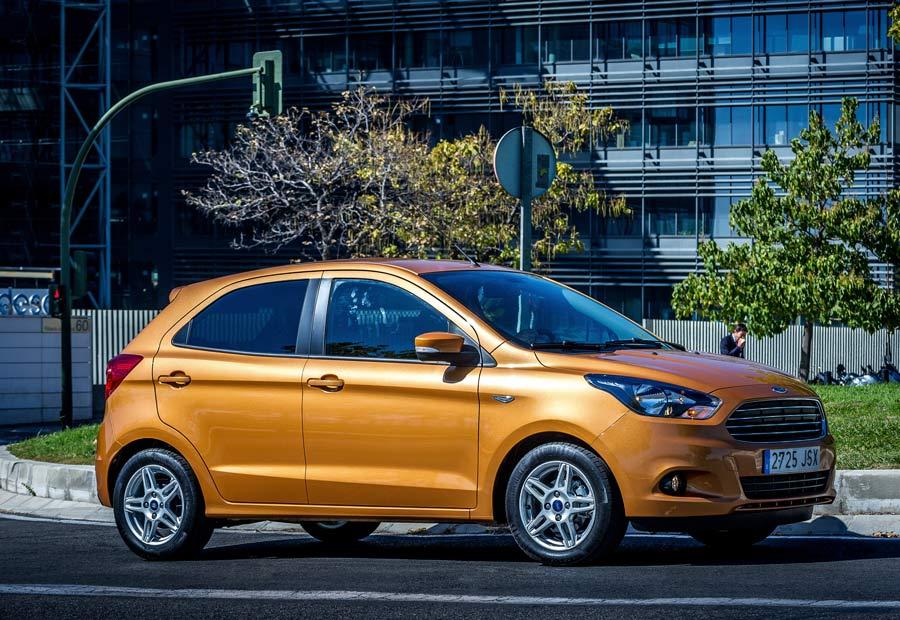 Presentación y prueba Ford Ka+ 1.2 gasolina 85 CV