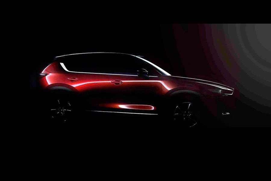 Debuta en Los Ángeles el nuevo Mazda CX-5 2017