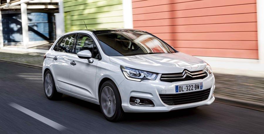 El Citroën C4 refuerza su oferta con mayor equipamiento y conectividad