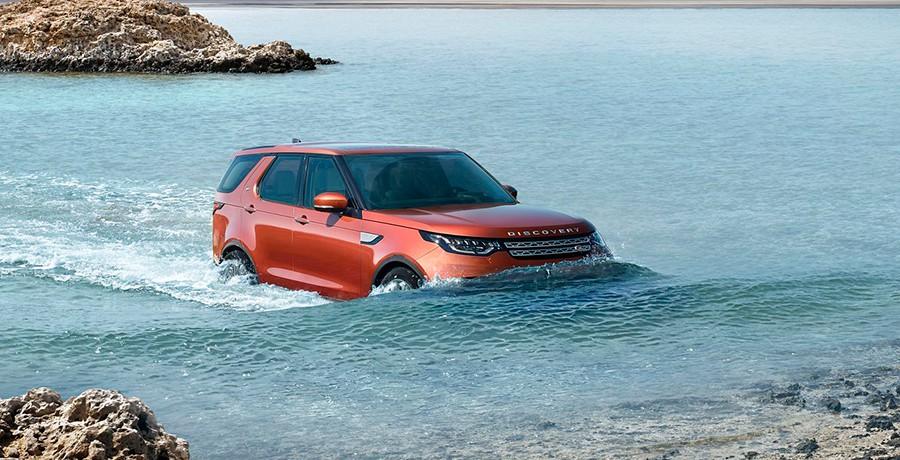 Precios del Land Rover Discovery 2016 en España