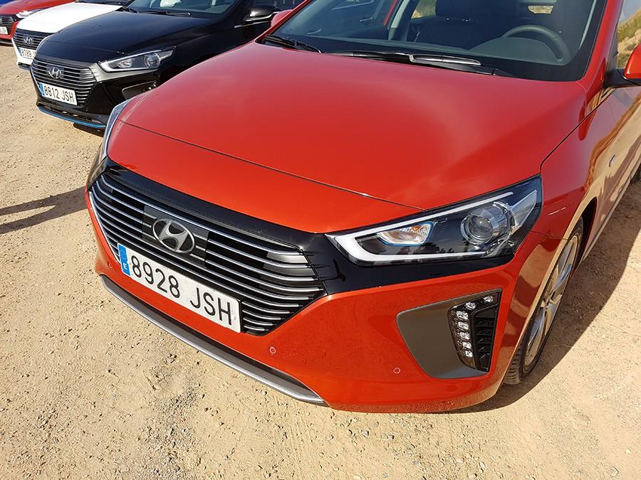 Presentación y prueba del nuevo Hyundai Ioniq 2016 13