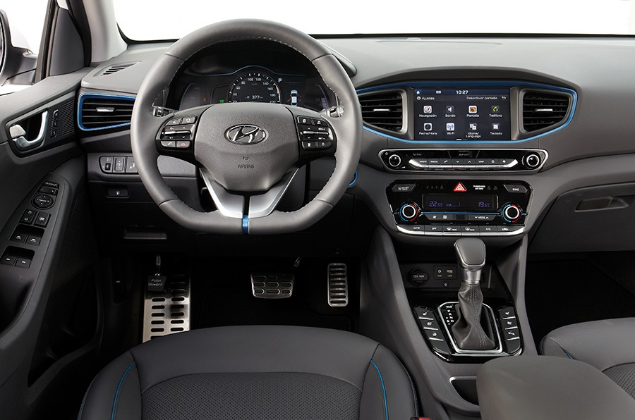 Presentación y prueba del nuevo Hyundai Ioniq 2016 19
