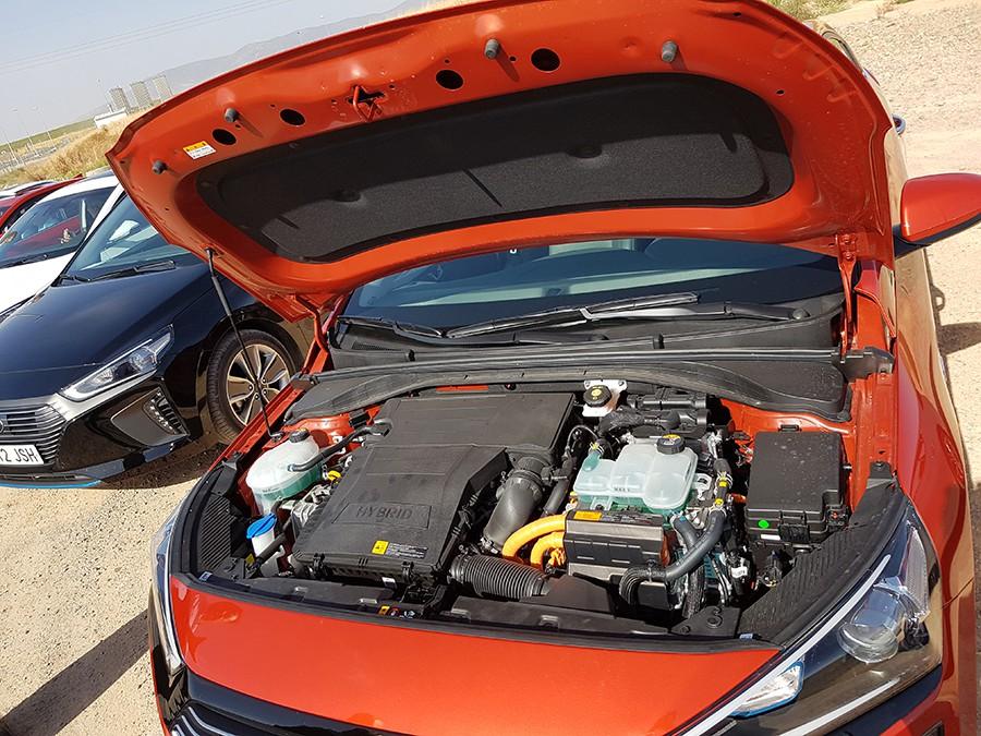 Presentación y prueba del nuevo Hyundai Ioniq 2016 33