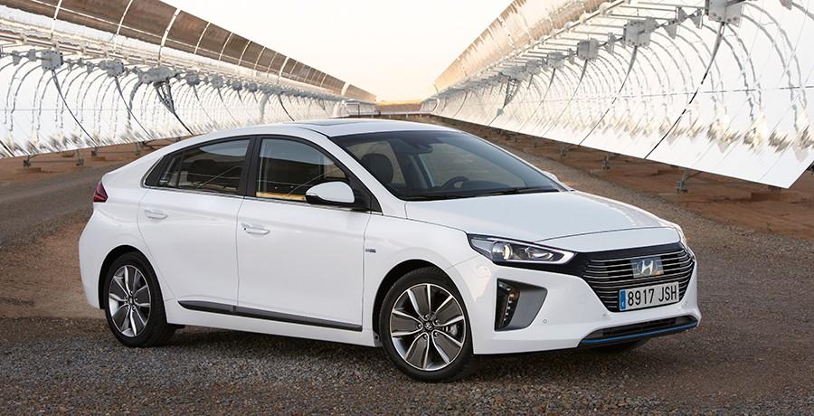 Presentación y prueba del nuevo Hyundai Ioniq 2016
