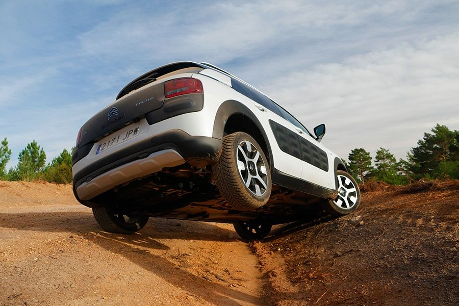 Prueba del Citroën C4 Cactus Rip Curl 2016 17
