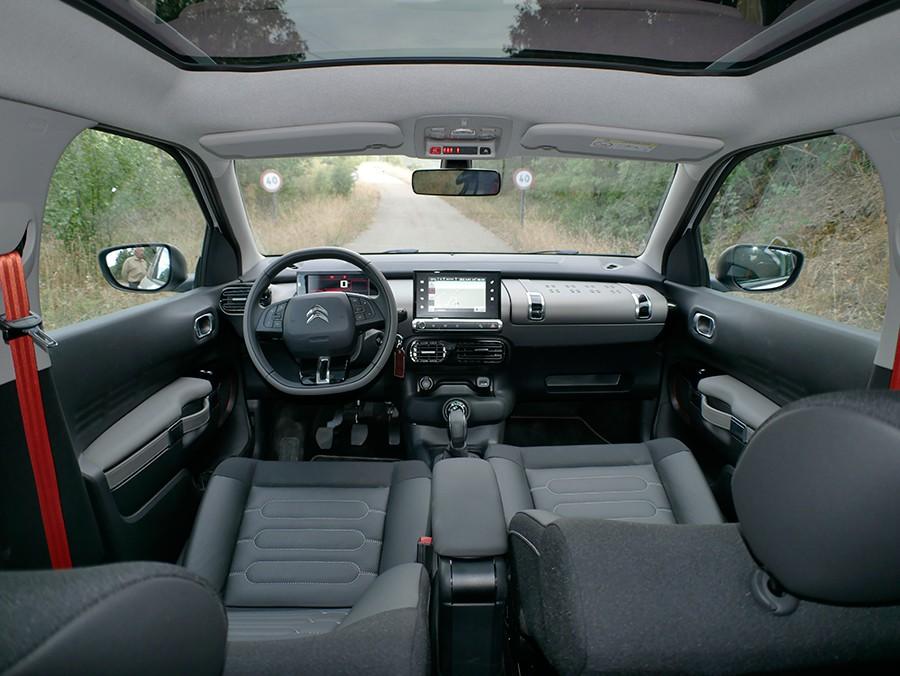 Prueba del Citroën C4 Cactus Rip Curl 2016 18