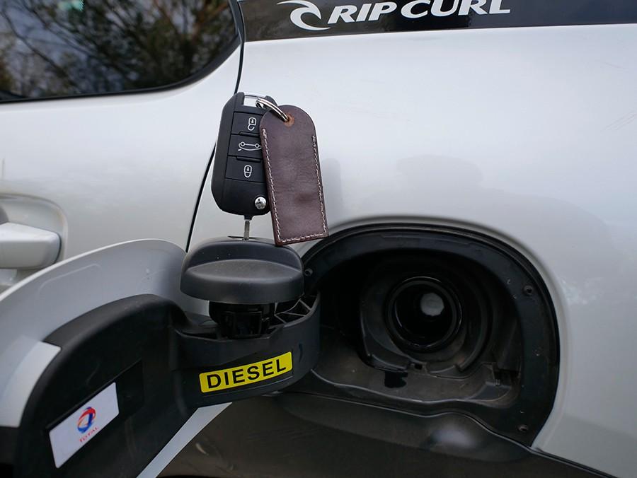 Prueba del Citroën C4 Cactus Rip Curl 2016 38
