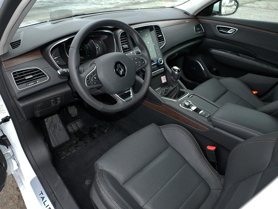 Prueba del Renault Talisman S.T. 1.6 dCi 130 CV 2016 19