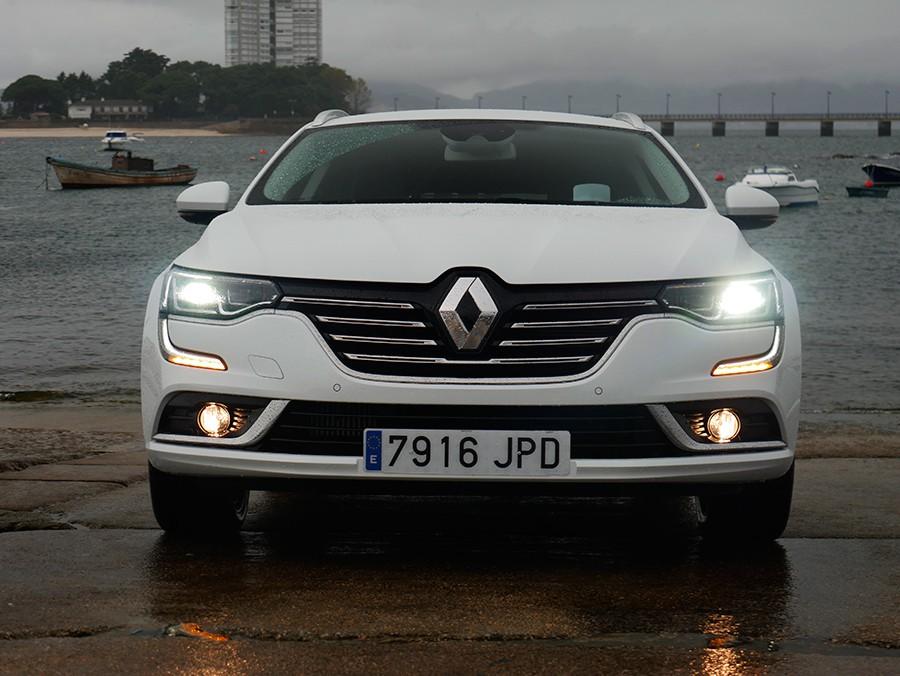 Prueba del Renault Talisman S.T. 1.6 dCi 130 CV 2016 2