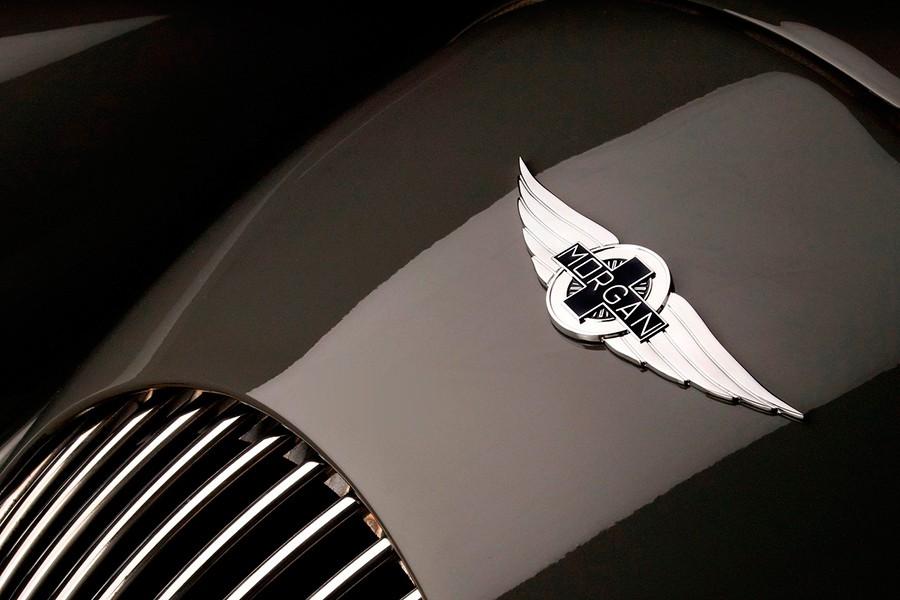 Qué significa el logo de Morgan
