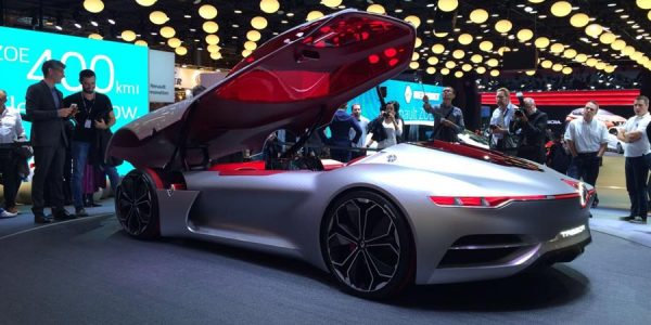 Los 5 mejores prototipos del Salón de París 2016