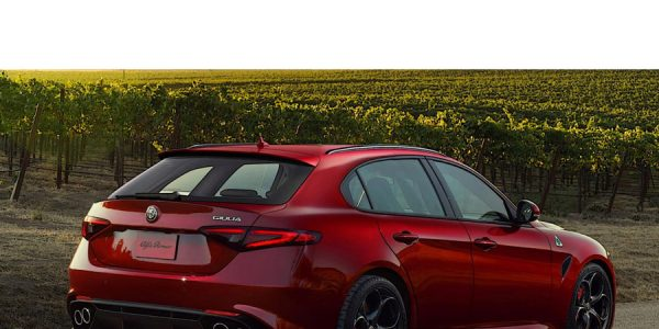 Alfa Romeo Giulia Sportwagon, el Giulia familiar se acerca