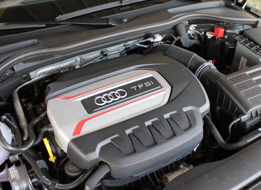 El motor del Audi TTS ha recibido múltiples modificaciones con respeto a los 2.0 TFSI del resto de la gama. Así, resiste el aumento de potencia.