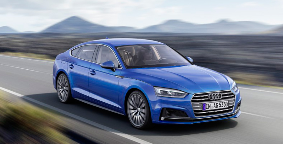A la venta los nuevos Audi A5 y S5 Sportback