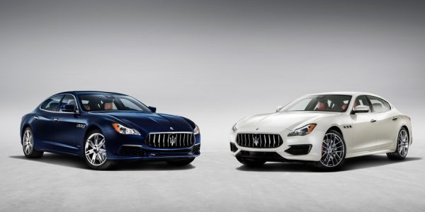Nuevos Maserati Quattroporte GranLusso y GranSport