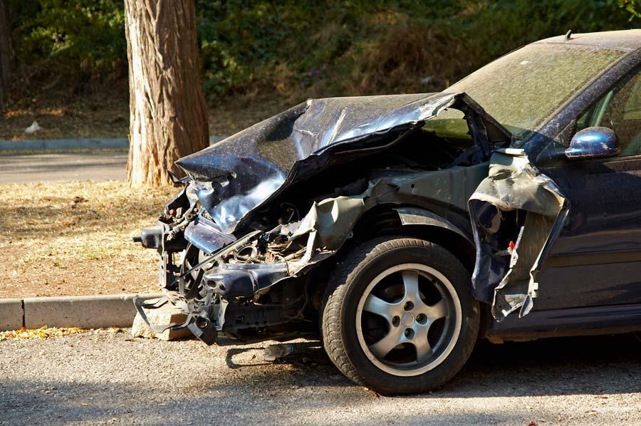 La colisión trasera o por alcance es la principal causa de accidentes que se saldan con lesiones.