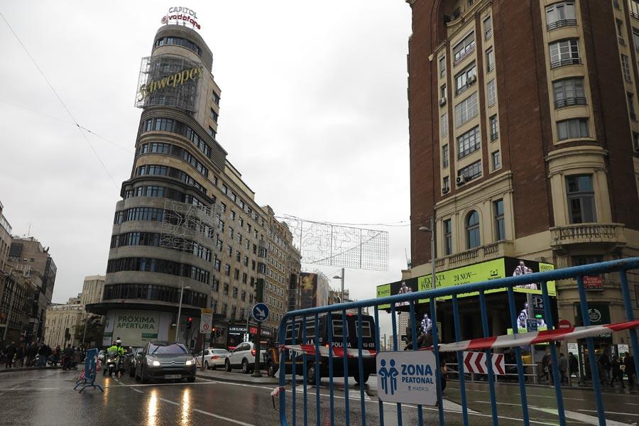 Obras en el centro de Madrid: todo lo que debes saber