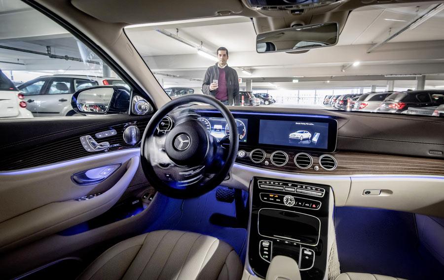 Sistemas de seguridad del Mercedes Clase E, antesala de la conducción autónoma