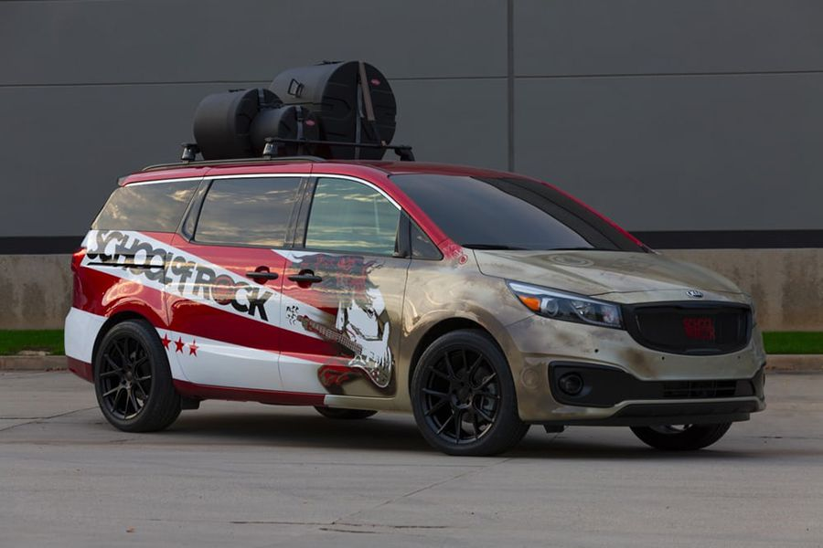Sería el coche ideal para Operación Triunfo.