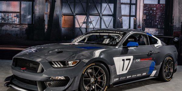 Ford Mustang GT4, coche para competir en todo el mundo