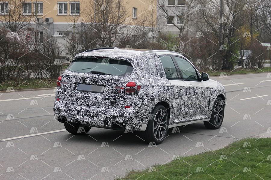 La gama del BMW X3 2018 será muy completa.