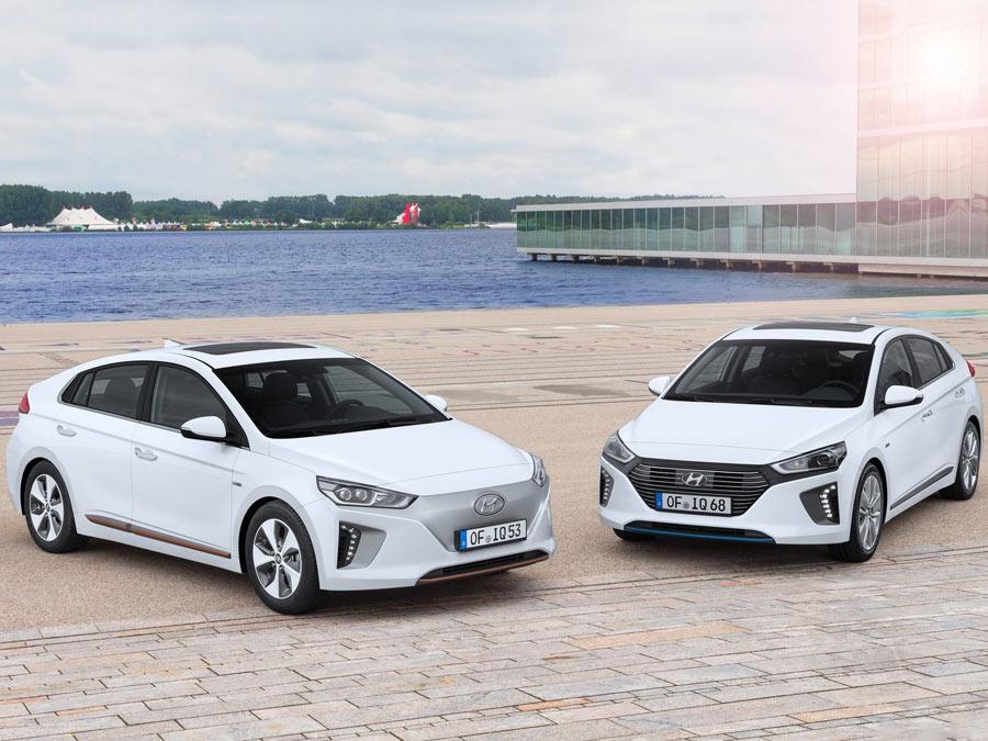 Hyundai Ioniq, el futuro ya está aquí