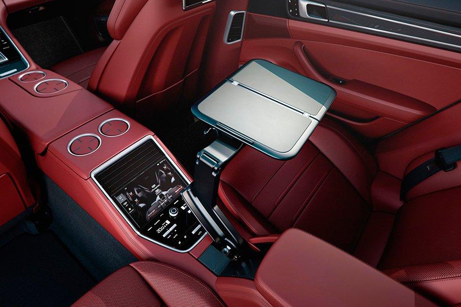 Los Panamera Executive ofrecen más espacio y equipamiento exclusivo.
