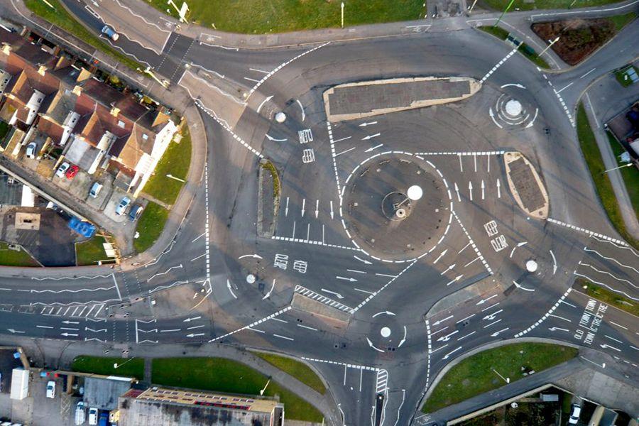 La rotonda mágica de Swindon
